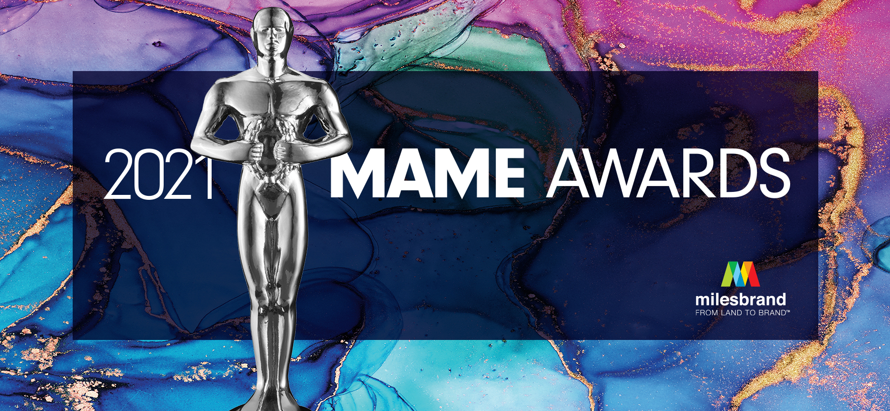 Milesbrand Named MAME Award Finalist for Real Estate Marketing Excellence